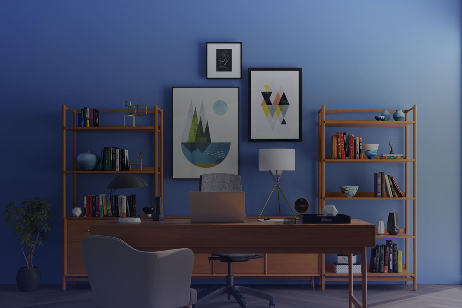 hero-header-organized-office-with-blue-wall